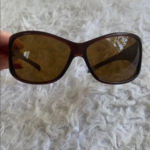 MICHAEL KORS brown sunglasses